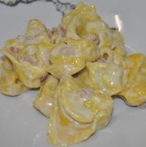 Tortelloni Pancetta