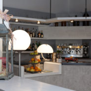 Restyling hall e bar